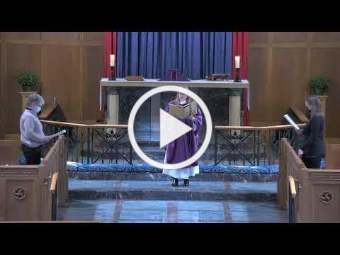 Holy Eucharist- February 28th