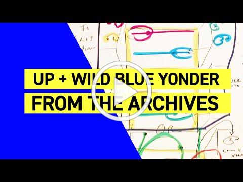 UP + WILD BLUE YONDER | From the Archives