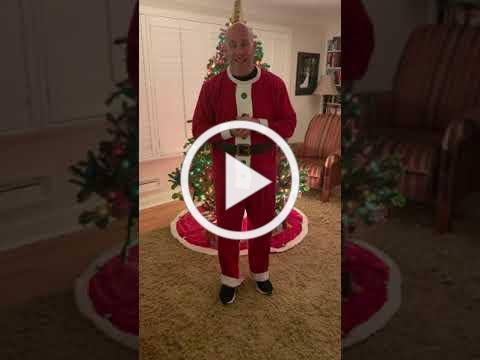 Vianney Toy Drive   Santa is Calling