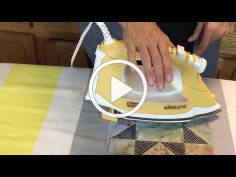 Best Iron for Quilting Oliso Pro