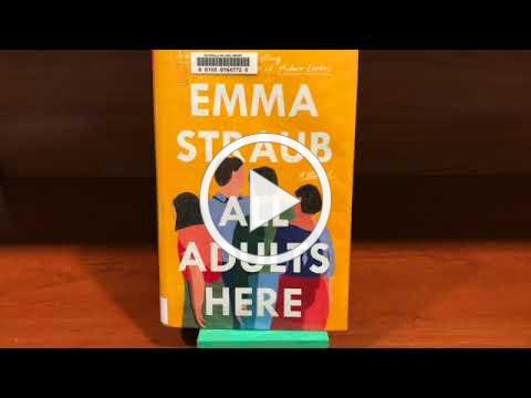 OVL First Chapter Fridays, All Adults Here by Emma Straub