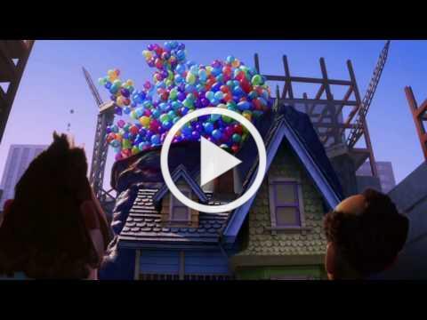 Up - Official Pixar Trailer HD 1080p (2009)