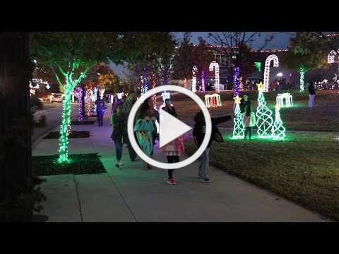 NRH Holiday Magic Christmas Tree Lighting & Family Festival