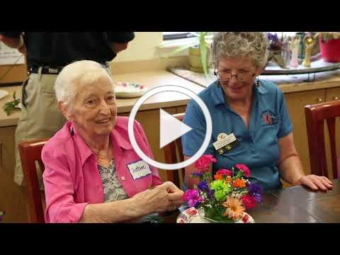 Tulsa Master Gardeners Horticultural Therapy for Seniors