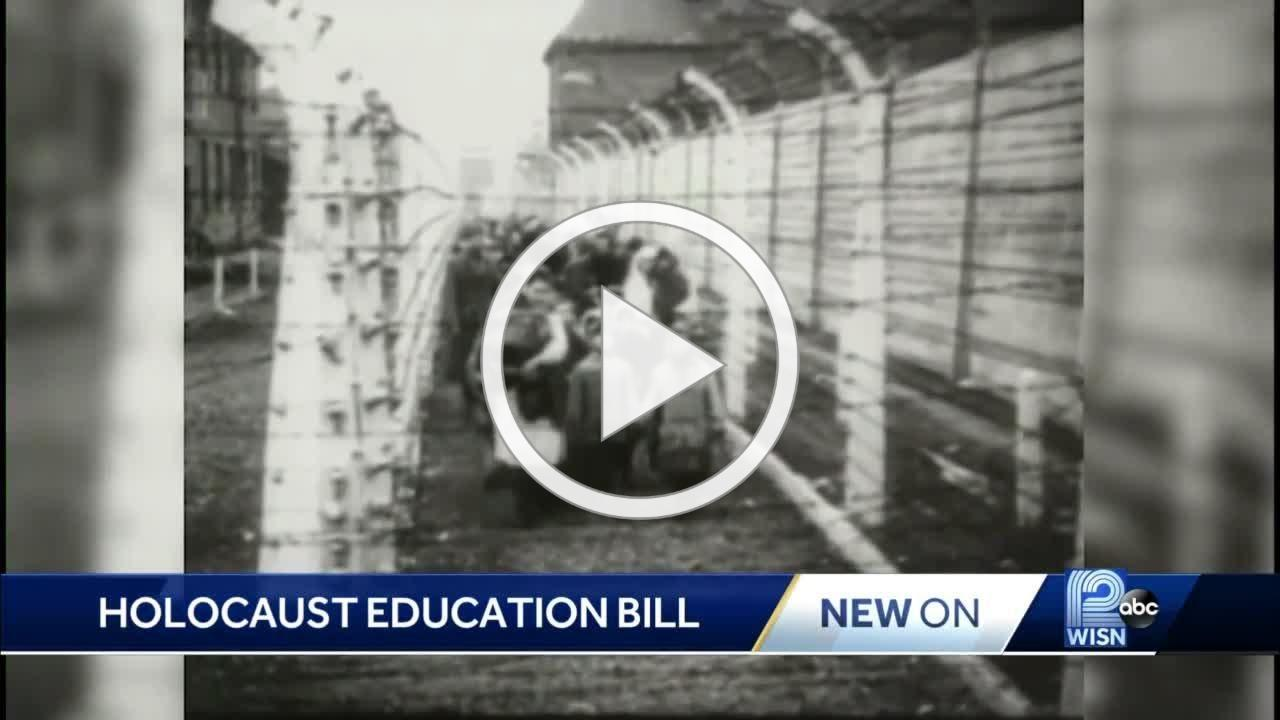 Bill would require Wisconsin schools to teach students about the Holocaust