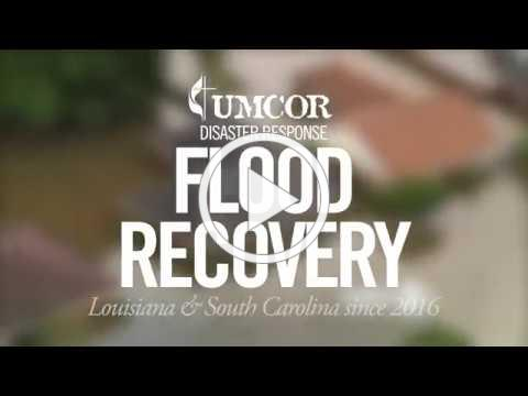 UMCOR Sunday Flood Recovery