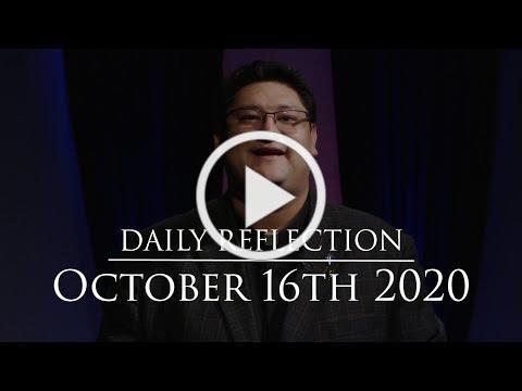 2020 10 16 Reflection 471
