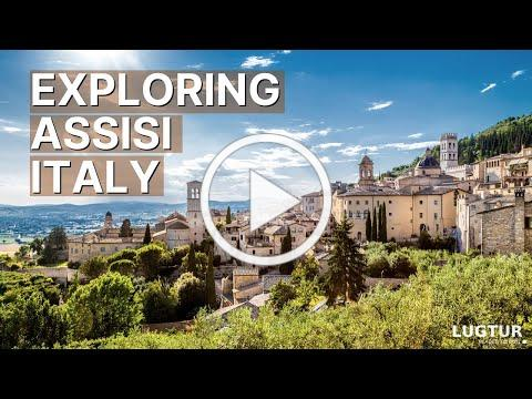 Assisi Italy - Must Visit Attractions & Best Things To Do