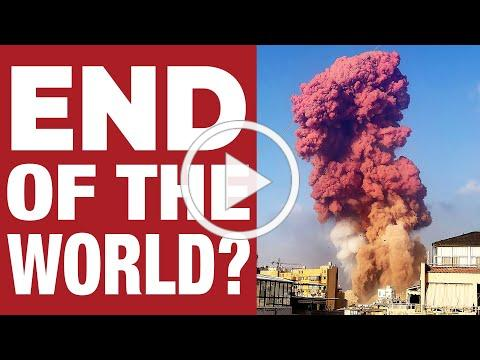 """God Told Me """"This is the END of the World As You Know It"""""""