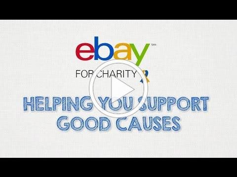 How to sell on eBay for Charity