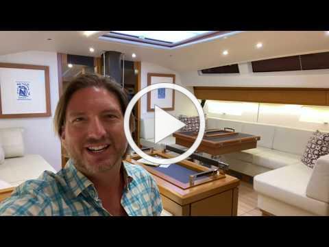 Jeanneau 64 on the market for sale in California Review walkthrough video By: Ian Van Tuyl