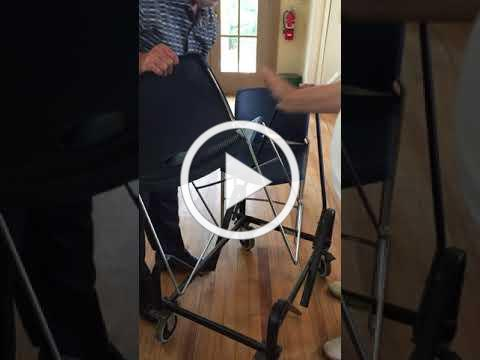 Episcopalians Stacking Chairs
