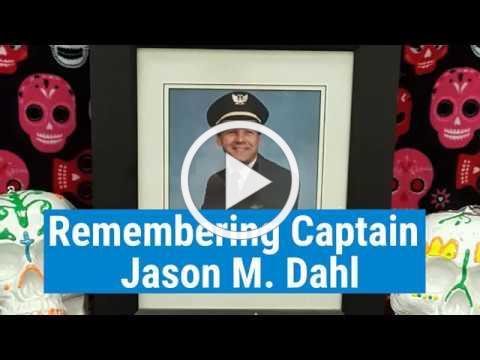 Day of Remembrance: Captain Jason M. Dahl