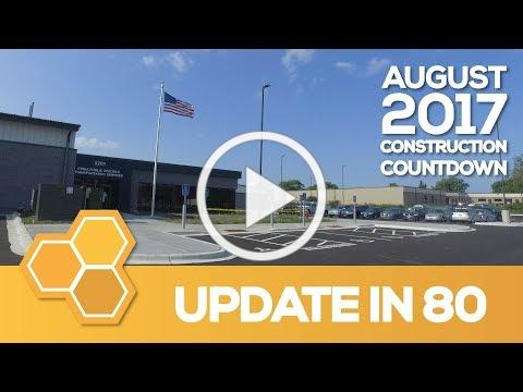 EPS Construction Update in 80 - Transportation Services (Aug 2017)