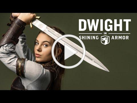 Official Trailer: Dwight in Shining Armor, New Adventure Comedy Series | Coming Spring 2019
