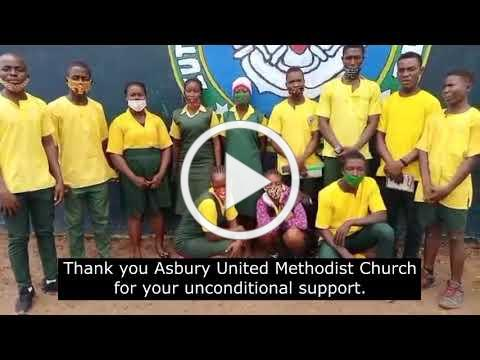A Message from Students of the Lutheran Training Institute