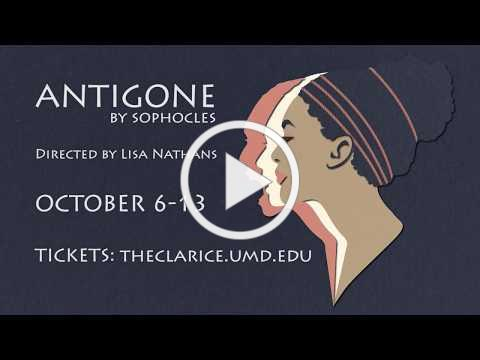 Antigone - Behind The Scenes