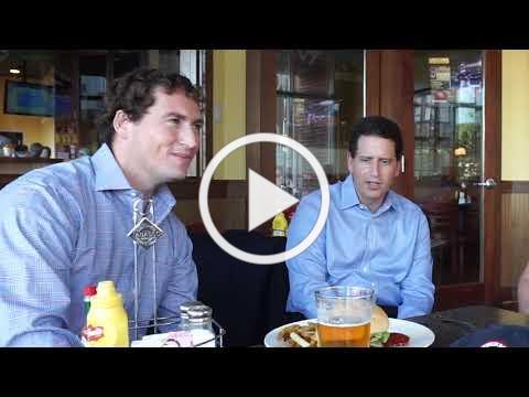 Fredericksburg Baseball Stadium Interview - Coldwell Banker Commercial Elite