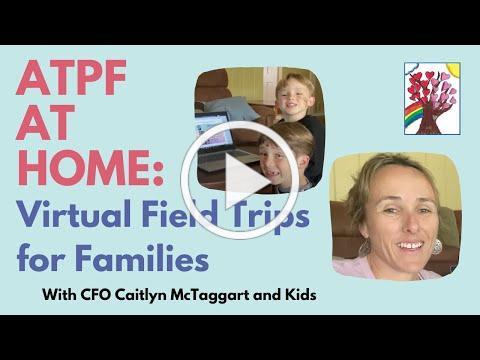 ATPF CFO Caitlyn McTaggart Shares 30 Virtual  ATPF CFO Caitlyn McTaggart Shares 30 Virtual