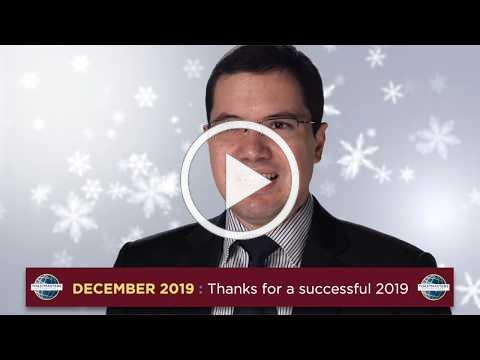 District 91 Director - December Message 'Thank you for an amazing 2019'