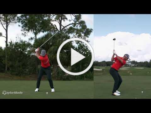 Matt Wolff's Golf Swing in SUPER Slow Motion | TaylorMade Golf