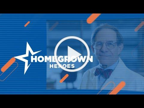 Sanford Markowitz, MD, PhD - Cleveland HomeGrown Heroes winner 2019