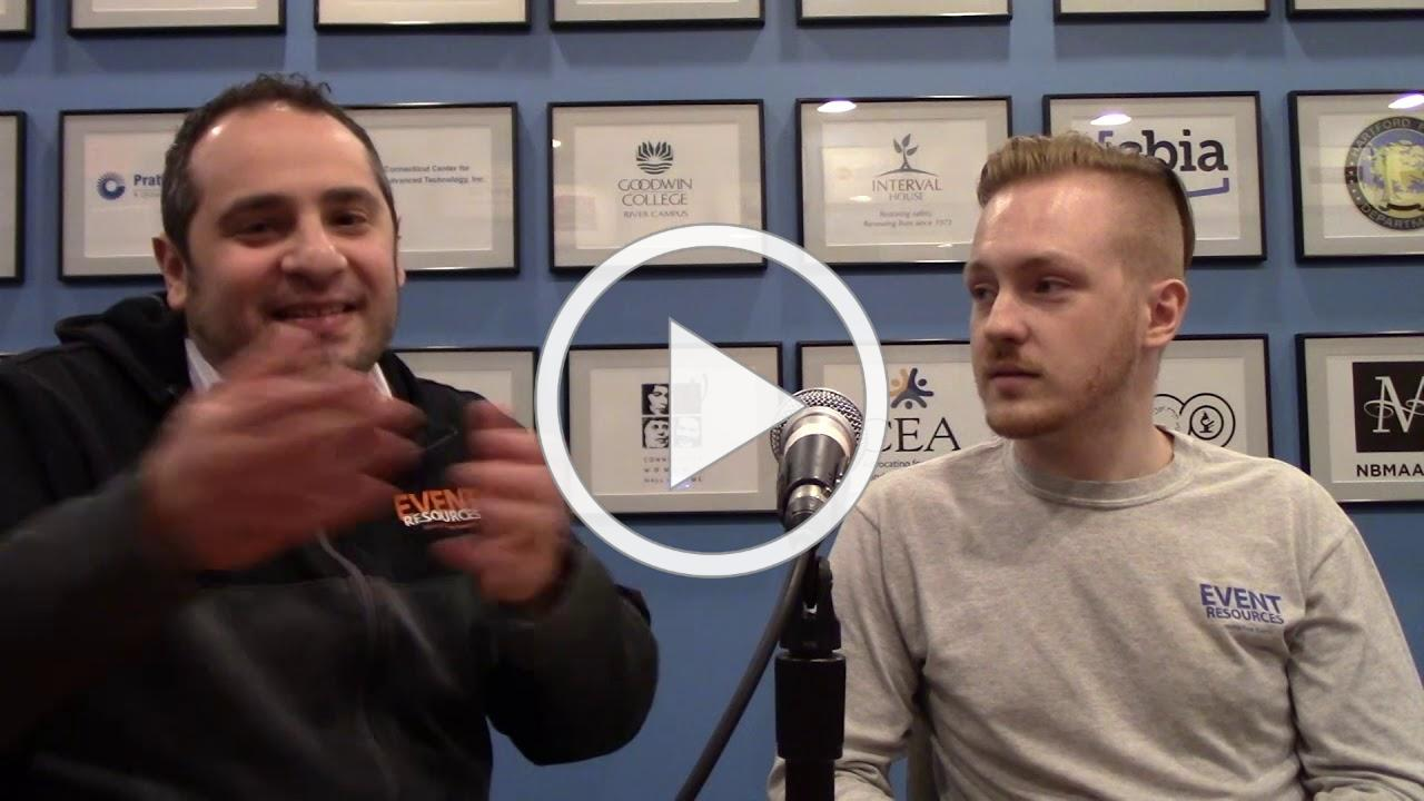 Lee and Brian chat about the benefits of recording your event