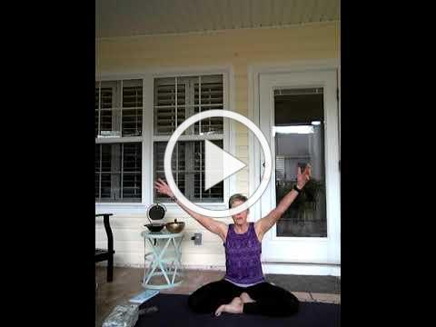 Peaceful Warrior Flow with Pat Heran