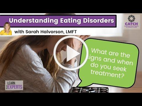 Eating Disorders: How can I TELL if my child has an eating disorder? | Learn from Experts