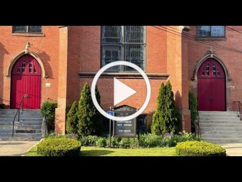 First Lutheran Church || Seventh Sunday of Easter || May 16, 2021 || Poughkeepsie, NY