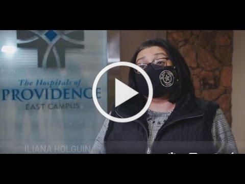Iliana Holguin & Hospitals of Providence