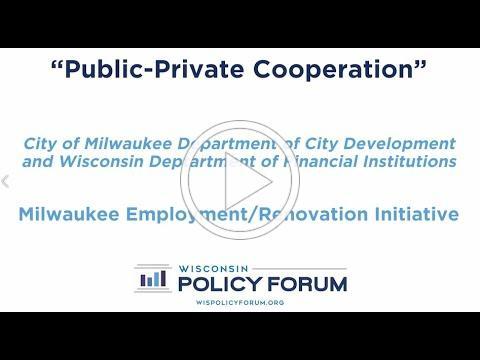 2020 Public-Private Cooperation Award