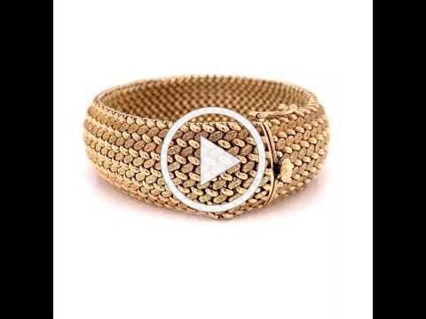 4010141 Cartier Vintage Bracelet