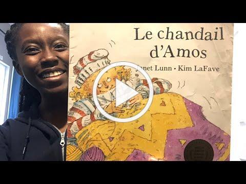 Le chandail d'Amos par Janet Lunn