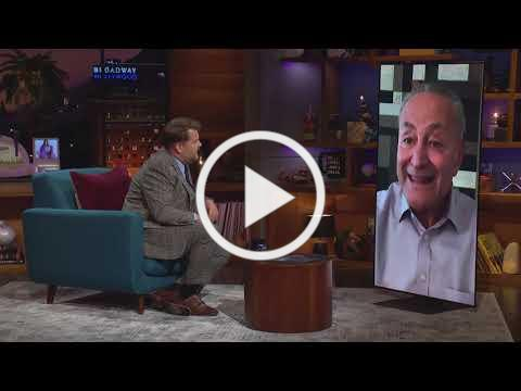 """Senator Chuck Schumer Discusses """"Save Our Stages"""" Act"""