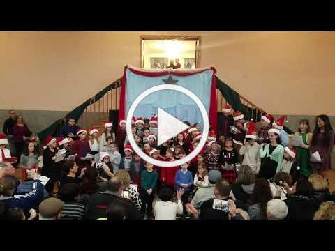 Piva, 2018 Christmas Village, Italian Language Program Presentation