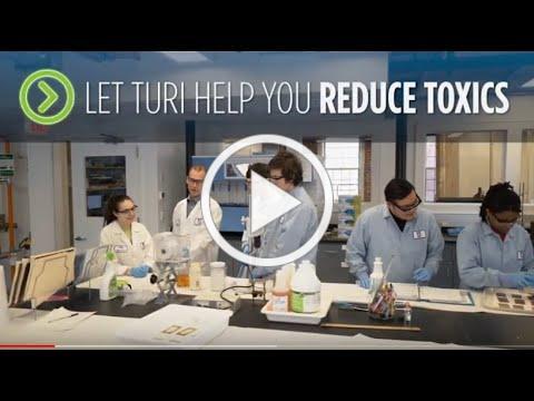 Massachusetts Companies & Communities Reduce Toxics