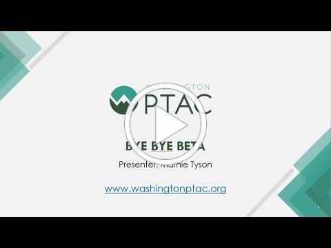 Bye Bye Beta 6/9/2021
