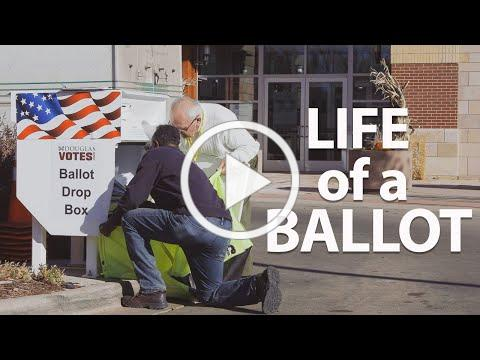 Life of a Ballot: follow your vote's journey through the election process
