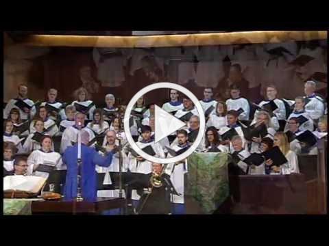 """""""Alleluia! Sing to Jesus"""" arr. Robert Hobby"""