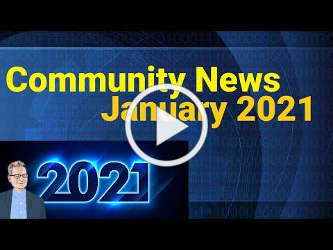 Community News - January 2021