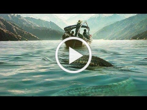 The LOCH: Heavens Lake book trailer