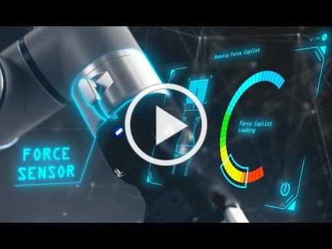 Robotiq Force Copilot : Force control made easy