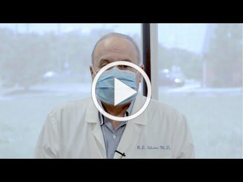 Wear a Mask - A Message from CMA CEO Dr. Robert Falcone