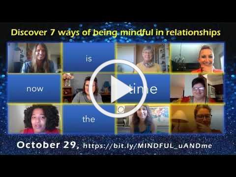 Interpersonal Mindfulness Starts October 29 at 1200 EST