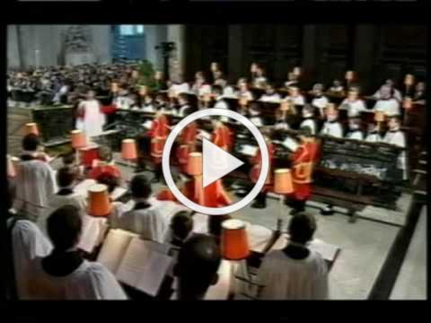St. Paul's Cathedral Choir, Come Holy Ghost Our Souls Inspire