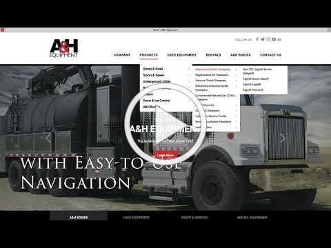 A&H Website Launch 2019
