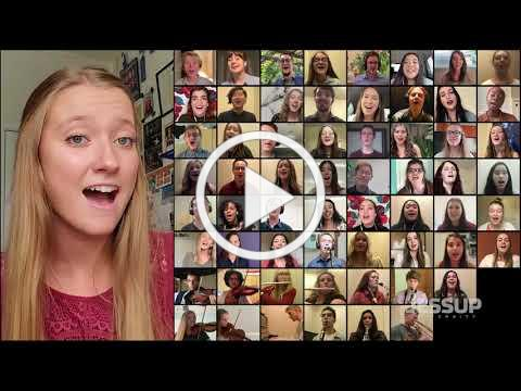 Jessup Music Virtual Choir | The Lord of Hosts