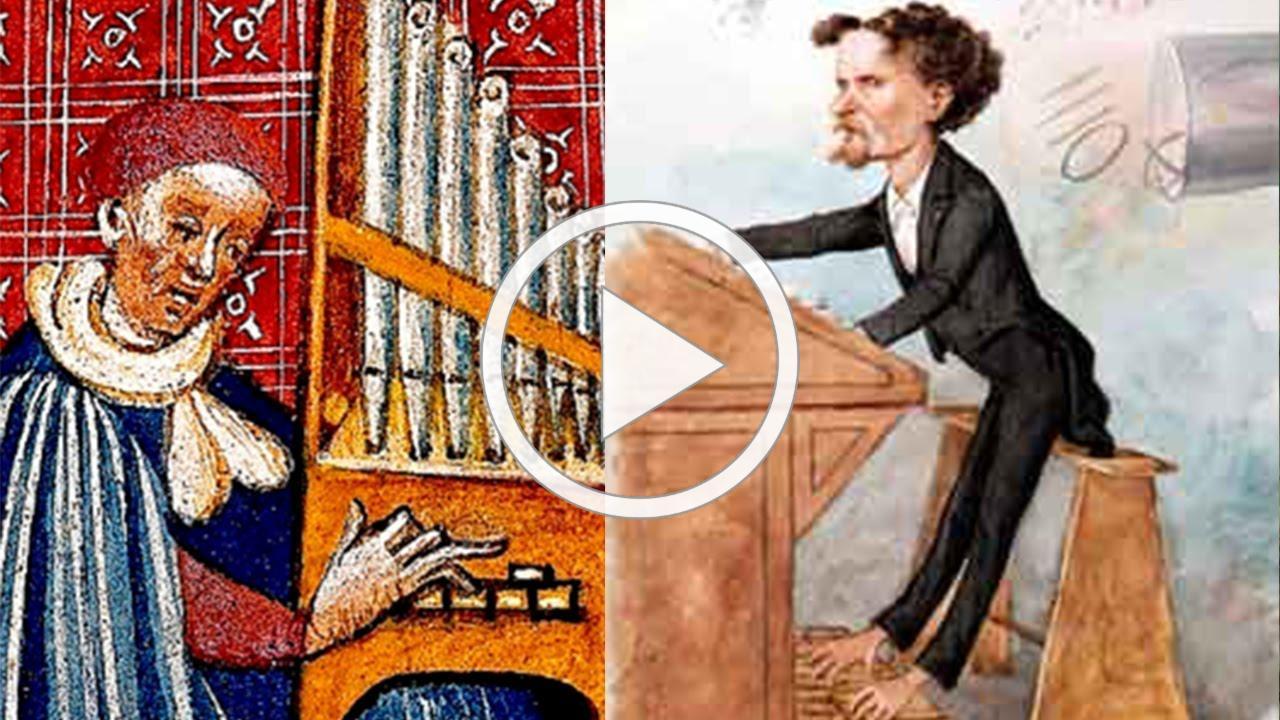 Eugène Gigout (1844 - 1925): Scherzo - No 8 of 10 Pieces (1890)