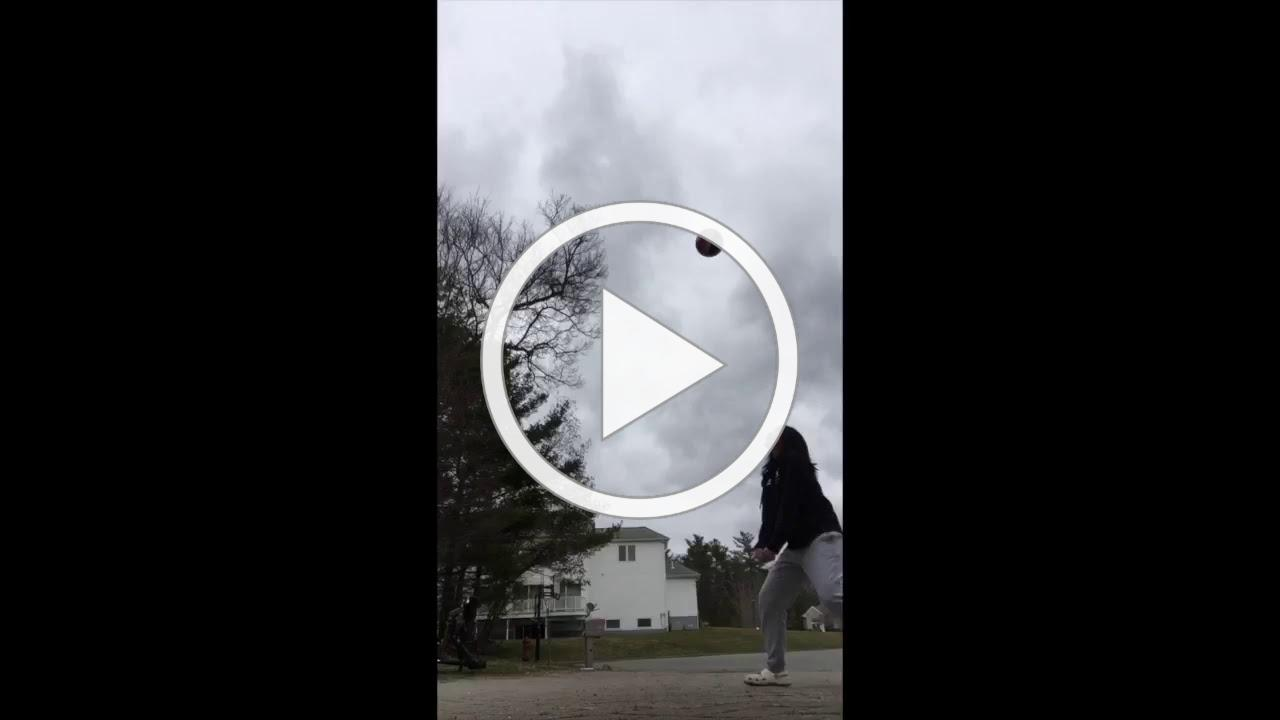 MC Volleyball Pass the Ball Challenge